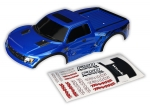 5815A Body, Ford Raptor®, blue (first generation) (painted, decals applied)