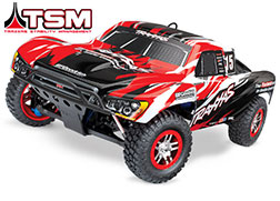 59076-3 Slayer Pro 4X4: 1/10-Scale Nitro-Powered 4WD Short Course Racing Truck with TQi Traxxas Link™ Enabled 2.4GHz Radio System & Traxxas Stability Management (TSM)®