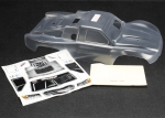 5912 Body, Slayer Pro 4X4 (clear, requires painting)/window masks/decal sheets