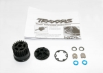 5914X Gear, center differential (Slayer)/ Cover (1) / X-ring seals (2)/ gasket (1)/ 6x10x0.5 TW (2) (Replacement gear for 5914)