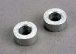 6031 Spacers, aluminum, 5x9x4mm (2)