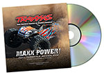 6160X DVD, Maxx® Power! Full Throttle Action (sleeve)