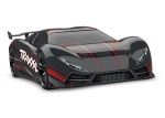 Black XO-1: 1/7 Scale AWD Supercar with TQi 2.4GHz Radio System, Traxxas Link Wireless Module, & Traxxas Stability Management (TSM)