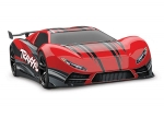 Red XO-1®: 1/7 Scale AWD Supercar with TQi 2.4GHz Radio System, Traxxas Link™ Wireless Module, & Traxxas Stability Management (TSM)®