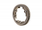 6447R Spur gear, 46-tooth, steel (wide-face, 1.0 metric pitch)