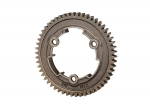 6449X Spur gear, 54-tooth, steel (1.0 metric pitch)
