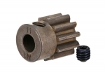 6484X Gear, 11-T pinion (1.0 metric pitch) (fits 5mm shaft)/ set screw (compatible with steel spur gears)