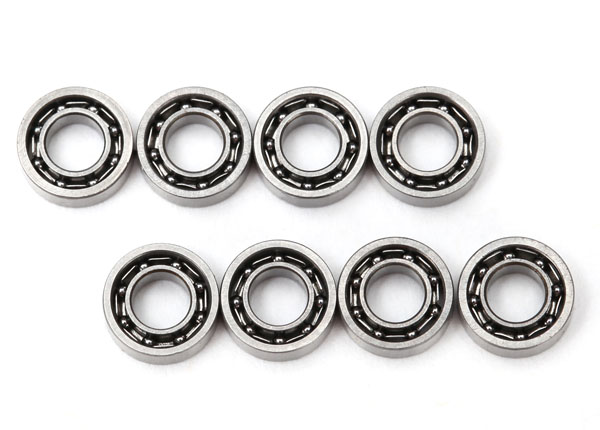 Traxxas 6642 Bearings ,  3x6x2mm (8)
