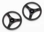 6646 Spur gear, 78-tooth (2)