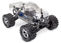 67010-4 Stampede® 4X4 Unassembled Kit: 1/10-scale 4WD Monster Truck