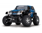 Blue Telluride: 1/10-scale 4X4 Electric Extreme Terrain 4WD Monster Truck