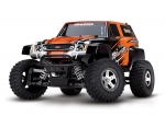 Orange Telluride: 1/10-scale 4X4 Electric Extreme Terrain 4WD Monster Truck