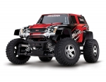 Red Telluride: 1/10-scale 4X4 Electric Extreme Terrain 4WD Monster Truck