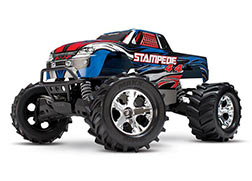 67054-1 Stampede® 4X4: 1/10-scale 4WD Monster Truck