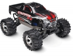 Black Stampede 4x4: 1/10-scale 4WD Monster Truck