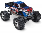 Blue Stampede 4x4: 1/10-scale 4WD Monster Truck
