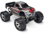 Silver Stampede® 4X4: 1/10-scale 4WD Monster Truck