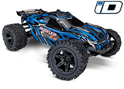 67064-1 Rustler® 4X4: 1/10-scale 4WD Stadium Truck with TQ 2.4GHz radio system