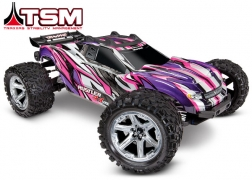 67076-4 Rustler® 4X4 VXL:  1/10 Scale Stadium Truck with TQi Traxxas Link™ Enabled 2.4GHz Radio System & Traxxas Stability Management (TSM)®