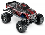 Red Stampede 4X4 VXL: 1/10 Scale Monster Truck with TQi Traxxas Link Enabled 2.4GHz Radio System & Traxxas Stability Management (TSM)