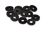 6716 Body washers, foam, 2mm (2)/ 3mm (2)/ 4mm (4)