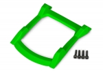 6728G Skid plate, roof (body) (green)/ 3x12 CS (4)