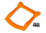6728T Skid plate, roof (body) (orange)/ 3x12 CS (4)