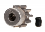 6746 Gear, 10-T pinion (32-p) (steel)/ set screw