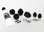 6757 Rebuild kit, steel-splined constant-velocity driveshafts (includes pins, dustboots, lube, and hardware)