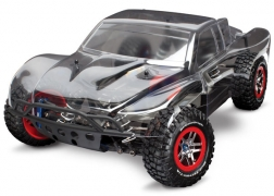 6804R Slash 4X4 Platinum:  1/10 Scale 4WD Electric Short Course Truck with Low CG chassis