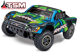 68077-4 Slash 4X4 Ultimate:  1/10 Scale 4WD Electric Short Course Truck with TQi Radio System, Traxxas Link™ Wireless Module, & Traxxas Stability Managment (TSM)®