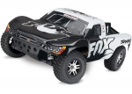Fox Slash 4X4 VXL: 1/10 Scale 4WD Electric Short Course Truck with TQi Traxxas Link Enabled 2.4GHz Radio System, On-Board Audio, & Traxxas Stability Management (TSM)®