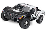 Fox Slash 4X4: 1/10 Scale 4WD Electric Short Course Truck with TQi Traxxas Link Enabled 2.4GHz Radio System & Traxxas Stability Management (TSM)