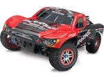 Mark Jenkins Slash 4X4 Ultimate:  1/10 Scale 4WD Electric Short Course Truck with TQi 2.4GHz Radio System and Traxxas Link Wireless Module, Low-CG chassis, LiPo battery and charger