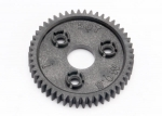 6842 Spur gear, 50-tooth (0.8 metric pitch, compatible with 32-pitch)