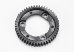 6842R Spur gear, 50-tooth (0.8 metric pitch, compatible with 32-pitch) (for center differential)