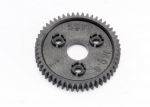 6843 Spur gear, 52-tooth (0.8 metric pitch, compatible with 32-pitch)