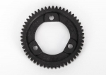 6843R Spur gear, 52-tooth (0.8 metric pitch, compatible with 32-pitch) (for center differential)