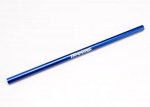 6855 Driveshaft, center, 6061-T6 aluminum (blue-anodized)