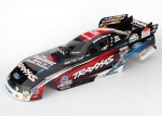 6911X Body, Ford Mustang, Courtney Force (painted, decals applied)