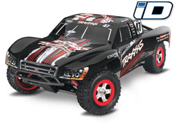 70054-1 Slash: 1/16-Scale Pro 4WD Short Course Racing Truck with TQ 2.4GHz radio