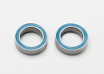 7020 Ball bearings, blue rubber sealed (8x12x3.5mm) (2)