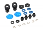 7062 Rebuild kit, GTR composite shocks (x-rings, bladders, pistons, e-clips, shock rod ends, hollow balls) (renews 2 shocks)