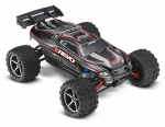 Black/Red E-Revo: 1/16-Scale 4WD Racing Monster Truck with TQ 2.4GHz radio system