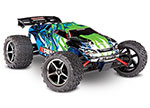 Green/Blue E-Revo®: 1/16-Scale 4WD Racing Monster Truck with TQ 2.4GHz radio system