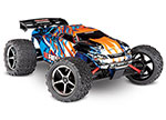 Orange/Blue E-Revo®: 1/16-Scale 4WD Racing Monster Truck with TQ 2.4GHz radio system