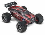 Red E-Revo: 1/16-Scale 4WD Racing Monster Truck with TQ 2.4GHz radio system