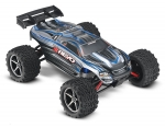 Silver/Blue E-Revo: 1/16-Scale 4WD Racing Monster Truck with TQ 2.4GHz radio system