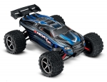 Blue E-Revo VXL: 1/16-Scale 4WD Racing Monster Truck with TQ 2.4 GHz radio system