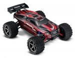 Red E-Revo VXL: 1/16-Scale 4WD Racing Monster Truck with TQ 2.4 GHz radio system